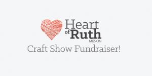 craft show fundraiser logo